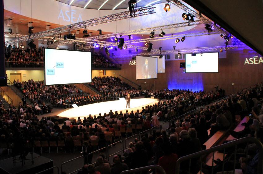 Large conferences